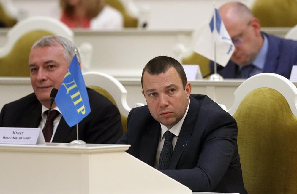 Иткин вошёл в состав Бюджетно-финансового комитета