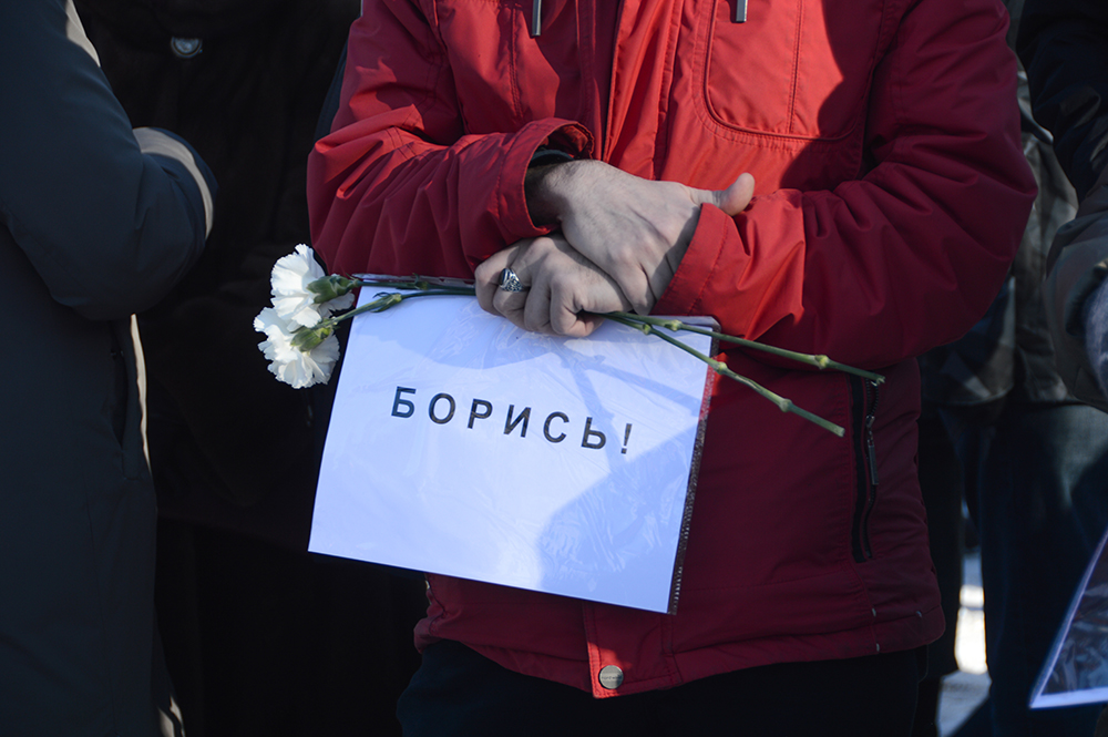 """фото ЗакС политика Активистов """"Весны"""" вызвали в суд из-за участия в согласованном марше Немцова в Петербурге"""