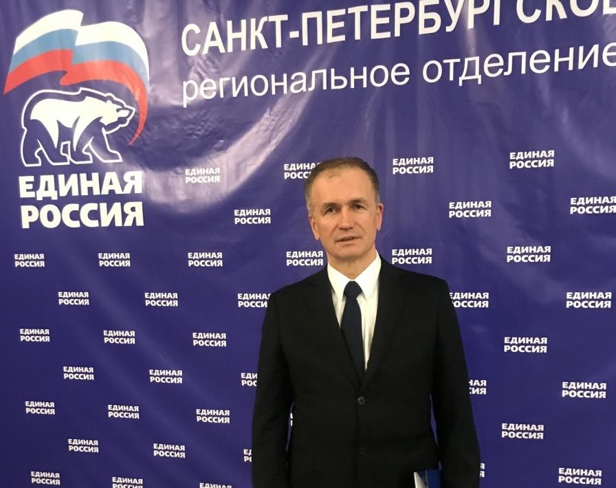 """Глава петербургского муниципалитета хочет прописать в Конституции запрет ЛГБТ и """"навальнистов"""" во власти"""