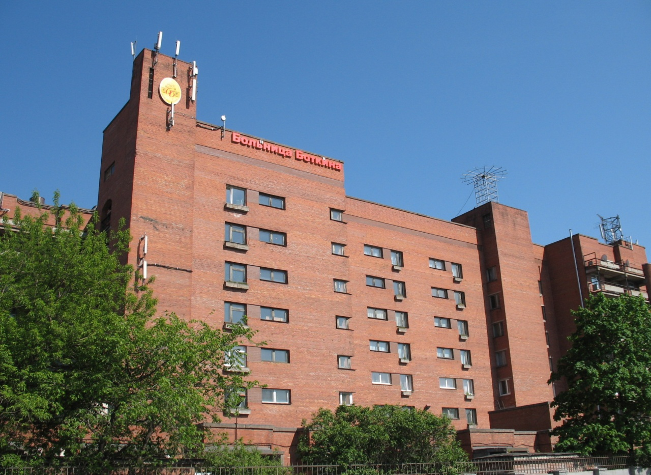 фото ЗакС политика Из Боткинской больницы выпишут нескольких пациентов, болевших коронавирусной инфекцией