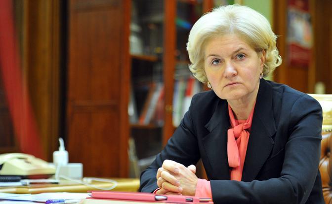 фото ЗакС политика СМИ: Ольга Голодец будет работать в Сбербанке