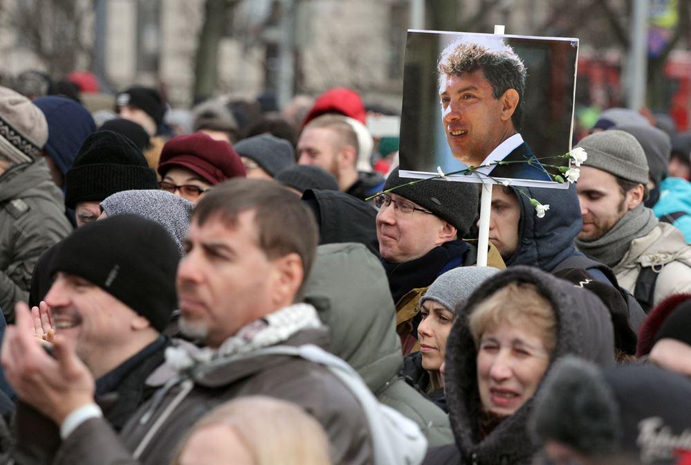 фото ЗакС политика Власти Петербурга согласовали проведение марша Немцова