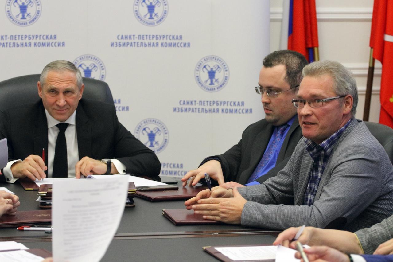 фото ЗакС политика Член ГИК Краснянский: Довыборы в ЗакС могут состояться, если ЦИК уменьшит срок кампании