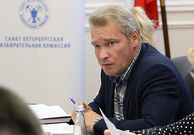 фото ЗакС политика Член ГИК Краснянский: Центризбирком ругает нас по привычке