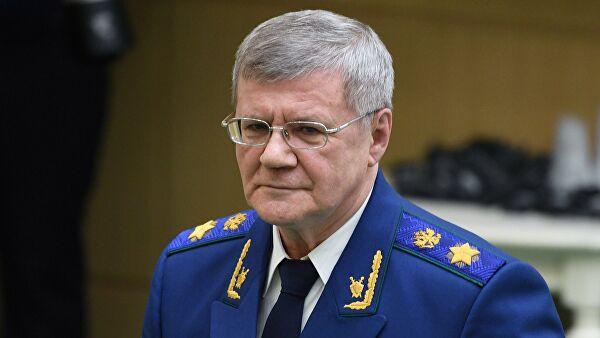 Путин предложил Чайке занять пост полпреда президента в СКФО