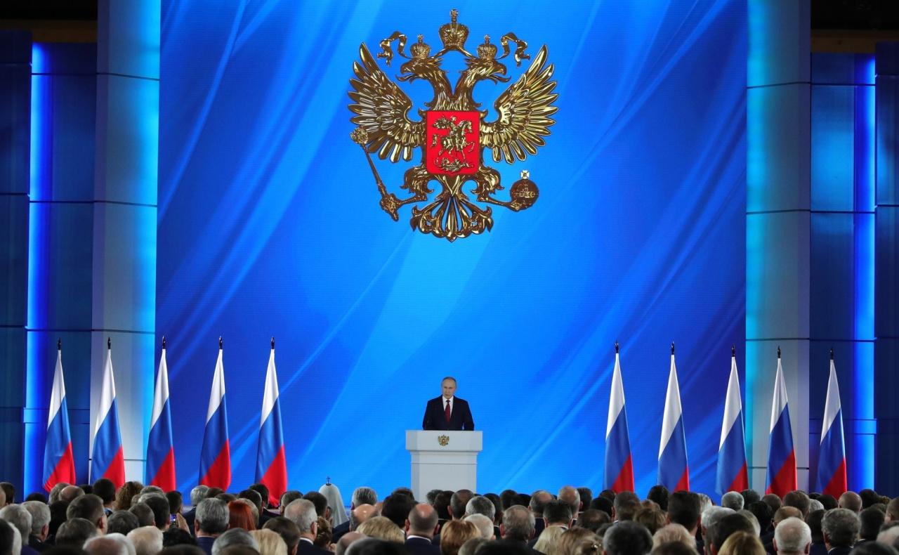 фото ЗакС политика Счетная палата и министр финансов оценили предложения Путина в 400-500 млрд рублей ежегодно
