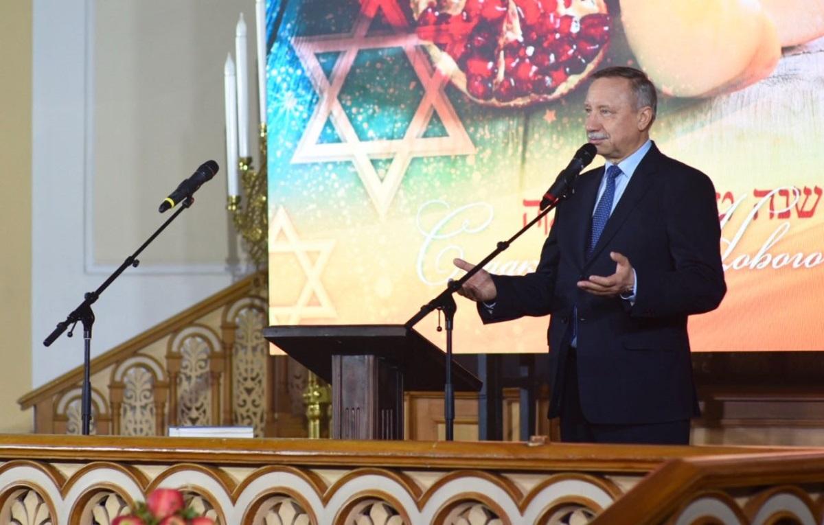 фото ЗакС политика Беглов и Макаров отправились в Израиль