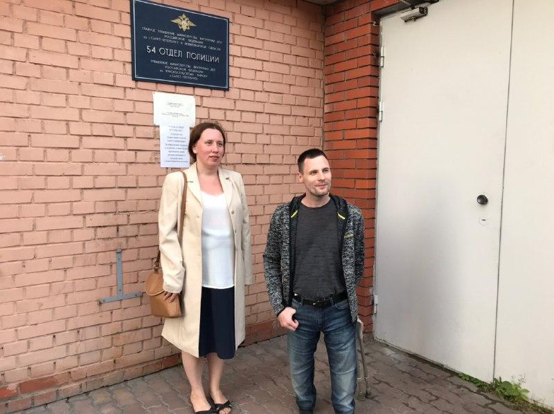 фото ЗакС политика Полиция аннулировала заявление на члена ТИК № 6 Людмилу Прейман - ее отпустили
