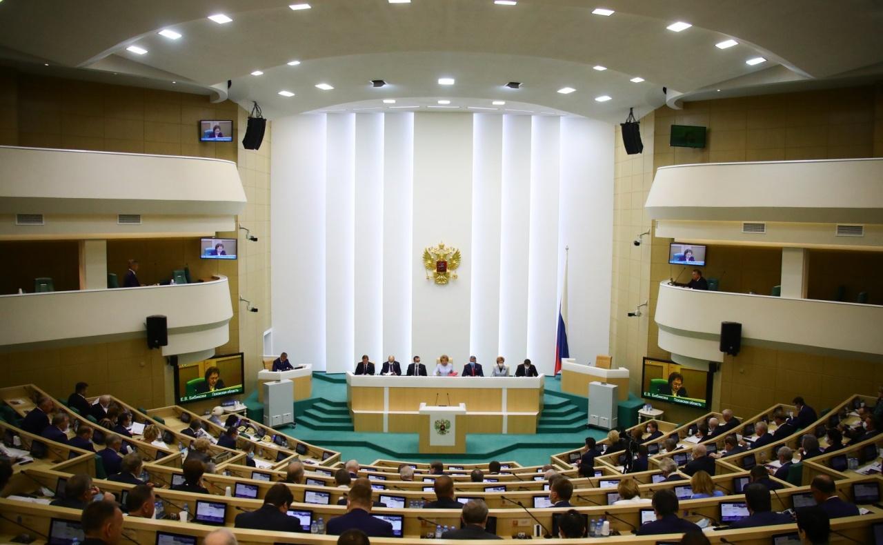 фото ЗакС политика Турчак и Яцкин стали первыми вице-спикерами Совфеда