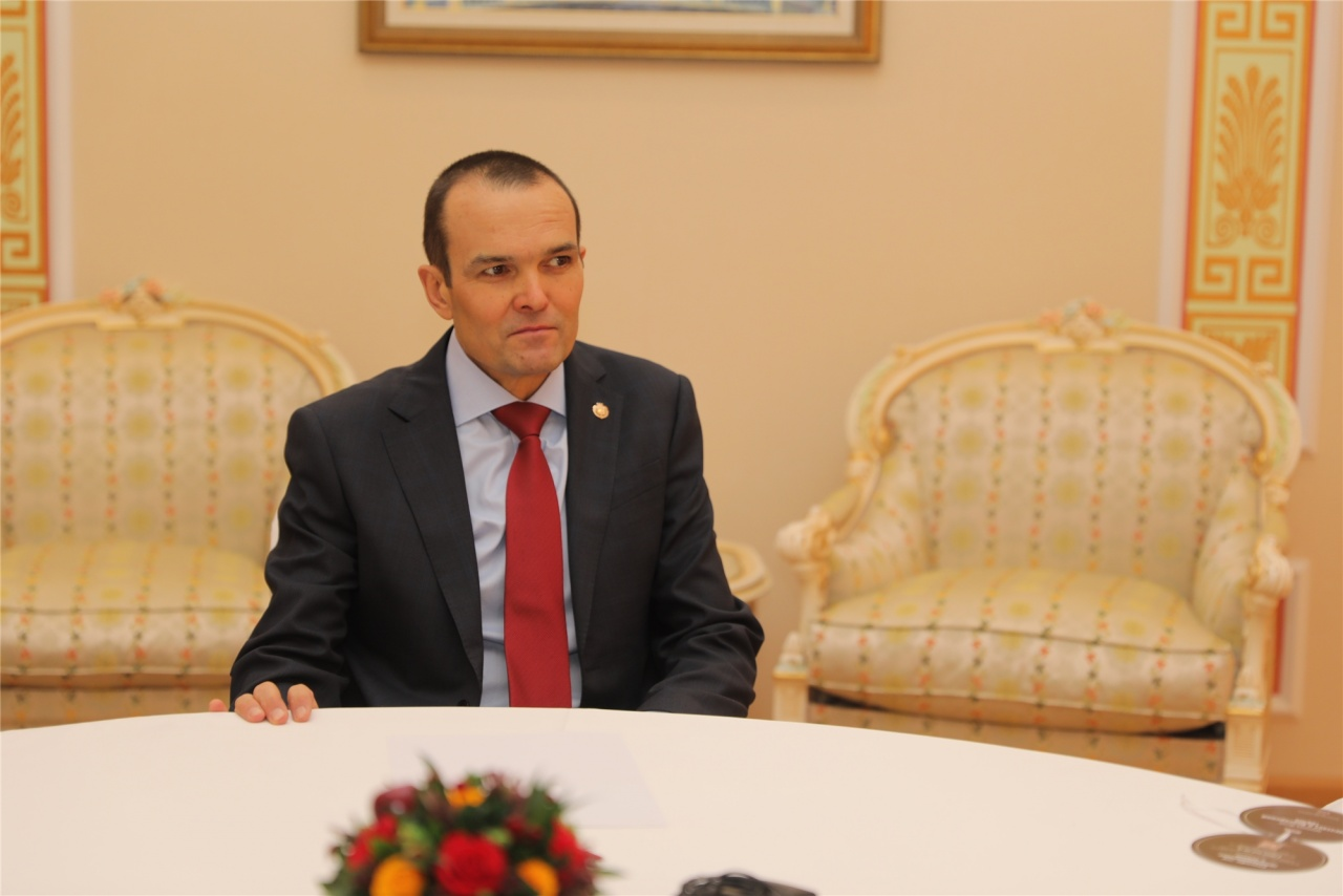 фото ЗакС политика Экс-глава Чувашии Михаил Игнатьев скончался в больнице