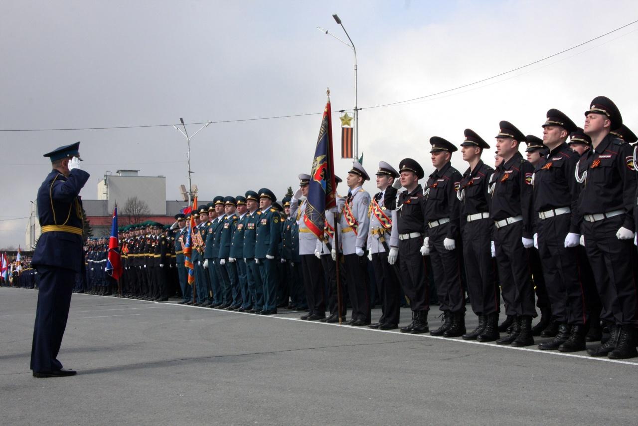 фото ЗакС политика Парад Победы в Петрозаводске состоится 30 сентября