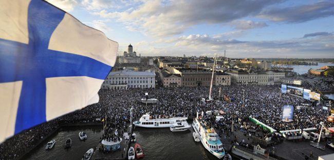 фото ЗакС политика Финляндия приостановила прием заявок на выдачу виз в Петербурге