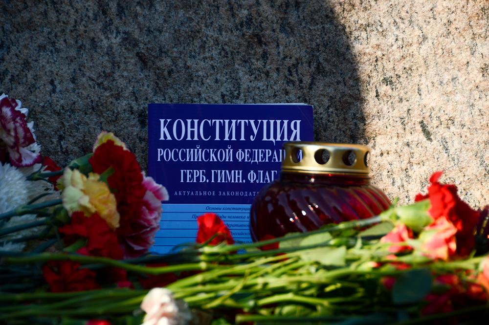 фото ЗакС политика Горизбирком утвердил итоги голосования по поправкам в Конституцию