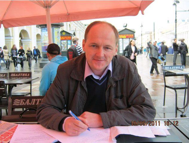 фото ЗакС политика Шмаков: Я готов возглавить Заксобрание