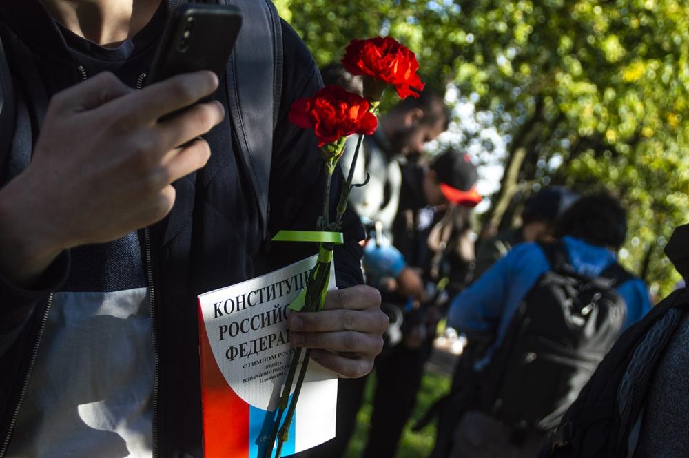 """фото ЗакС политика Песков назвал """"абсолютно понятной и ясной реальностью"""" скорость работы над поправкам в Конституцию"""