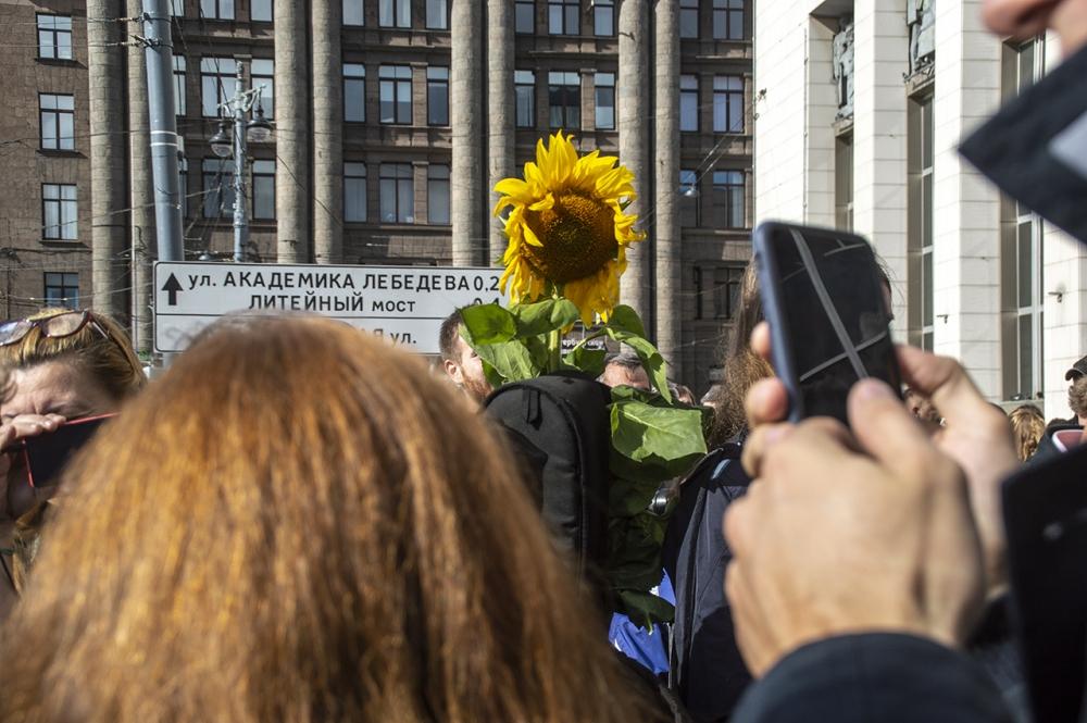 фото ЗакС политика Смольный уведомили о митинге против мусороперерабатывающих заводов в Левашово