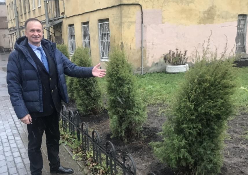 фото ЗакС политика Войтановский об исключении из ЕР: Я не вписался в их планы, за это мне мстят