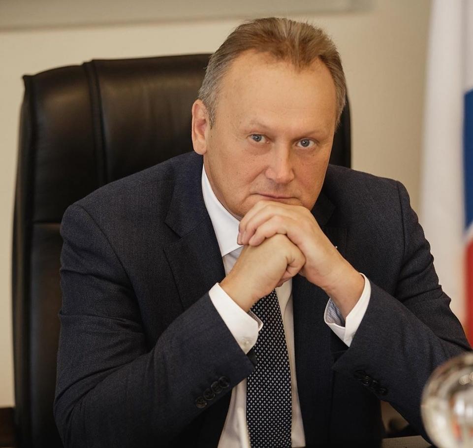Глава администрации Выборгского района Ленобласти ушел в отставку