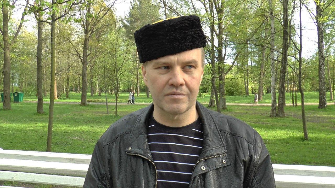 фото ЗакС политика Атаман Калинин пообещал защитить Ленобласть от Ксении Собчак