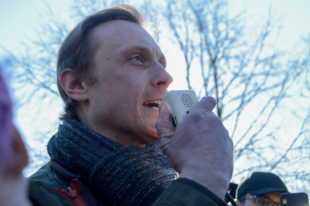 фото ЗакС политика Мундеп Трошин претендует на мандат депутата ЗакСа