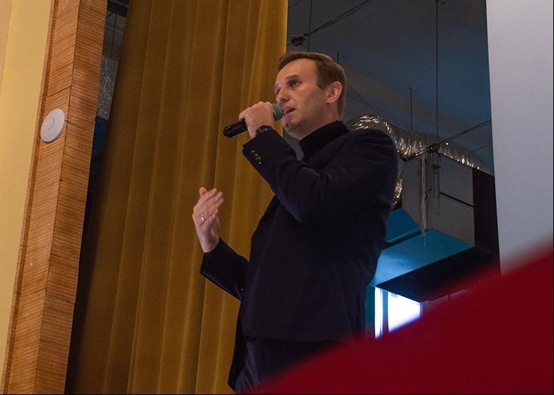 Суд отклонил апелляцию Навального на замену ему условного срока на реальный