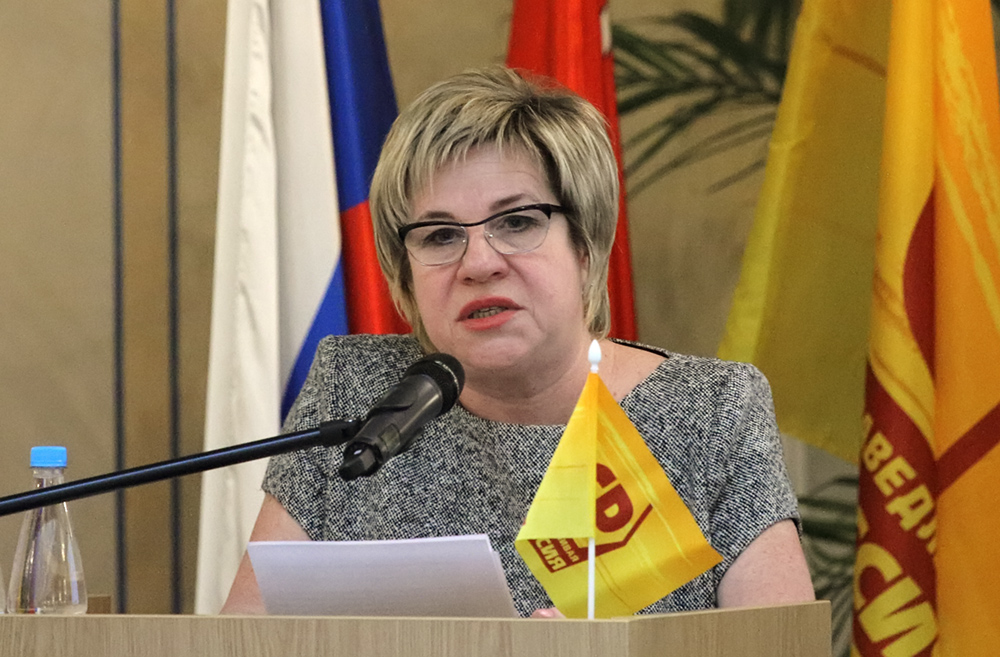 фото ЗакС политика Эсеры попросили оппозиционные партии поддержать их кандидата на вакантное место в ЗакС