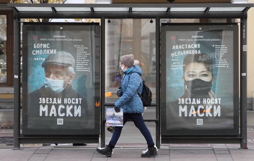 Роспотребнадзор предупредил петербуржцев: ждать отмены масочного режима не стоит