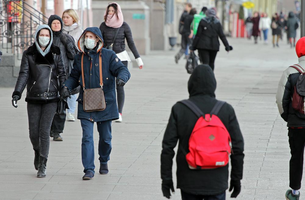 фото ЗакС политика Минздрав Карелии: Пик эпидемии COVID-19 в республике ещё впереди