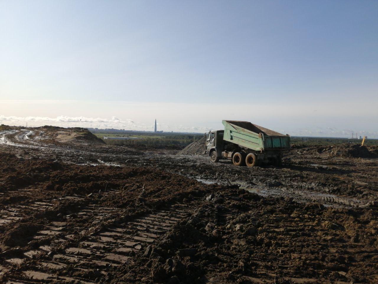 Власти Ленобласти выступили против возведения мусороперерабатывающего завода в Гатчине