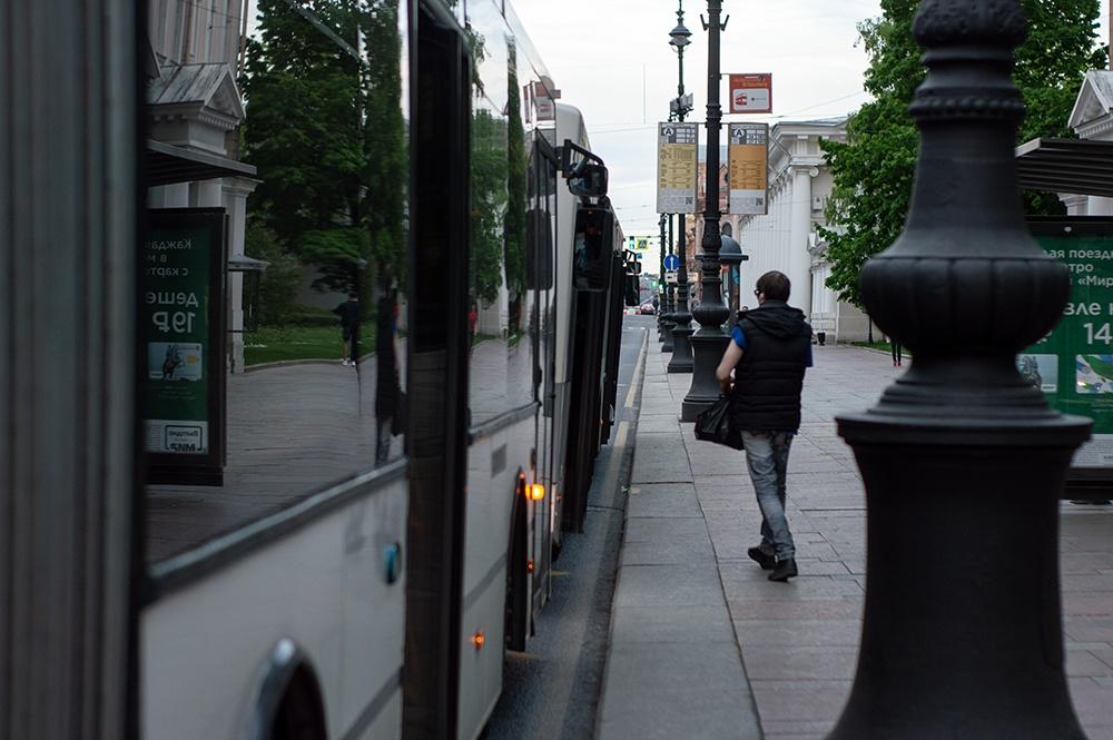 В Москве пассажиров с повышенной температурой не будут пускать в общественный транспорт