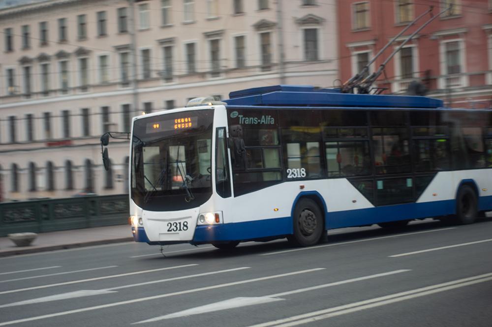 фото ЗакС политика В Калининграде в новогоднюю ночь не будет работать общественный транспорт