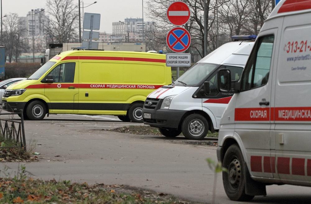 фото ЗакС политика В Петербурге установили суточный рекорд по числу привитых от коронавируса