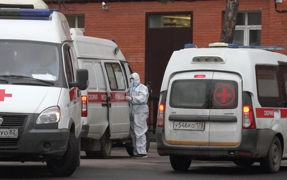 фото ЗакС политика В России выявили менее 20 тысяч заболевших COVID-19 за сутки