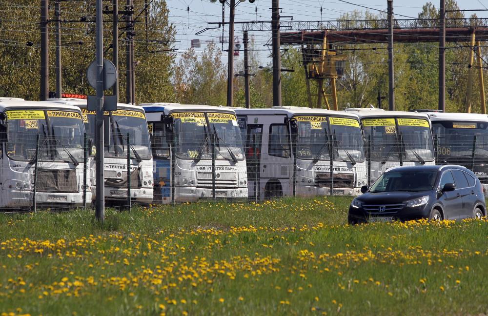фото ЗакС политика Водители маршруток боятся выходить на работу из-за отсутствия СИЗ на пассажирах