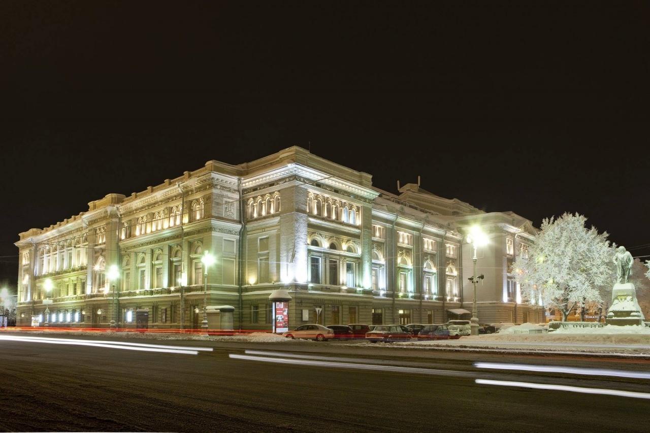фото ЗакС политика УФАС отменил торги на реставрацию консерватории на 274,8 млн рублей