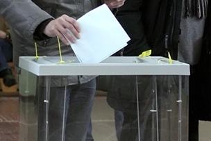 фото ЗакС политика Желающие проголосовать петербуржцы создали очередь у посольства Белоруссии