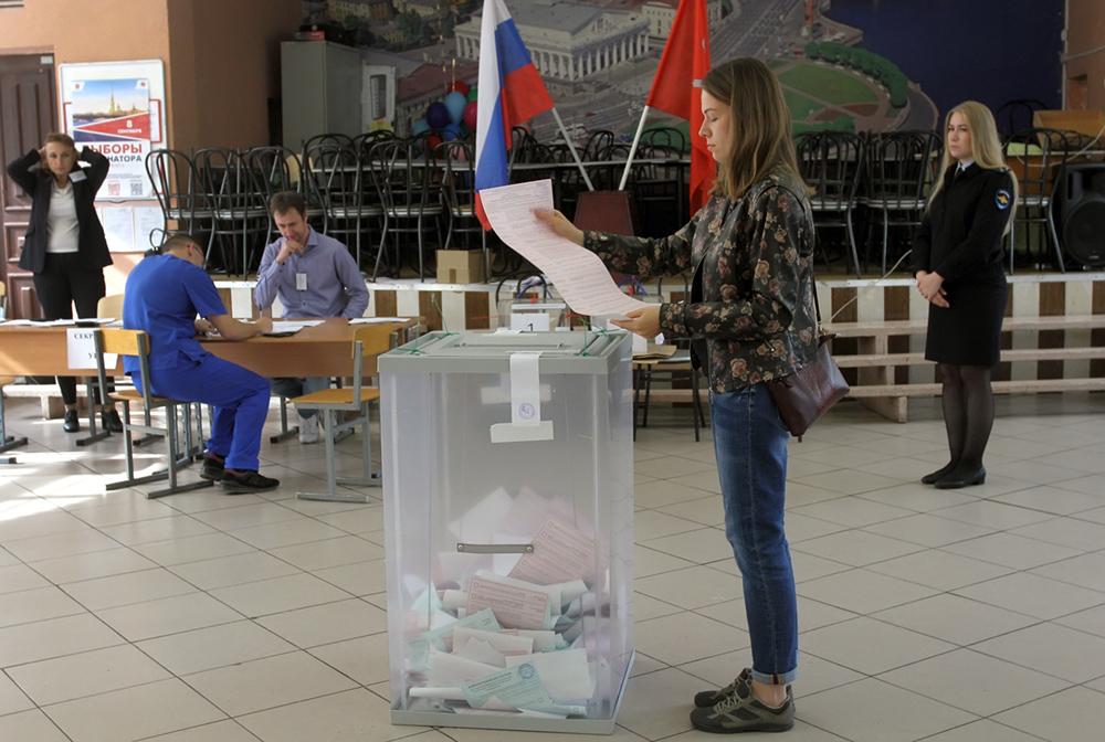 фото ЗакС политика Новые ТИК в Петербурге не будут организовывать голосование по поправкам