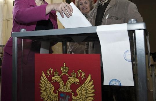 фото ЗакС политика На УИК №284 заподозрили двойное голосование