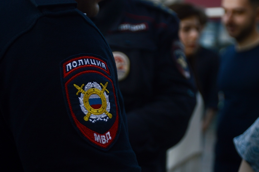 фото ЗакС политика Участников пикетов против домашнего насилия в Москве арестовали за неповиновение полиции