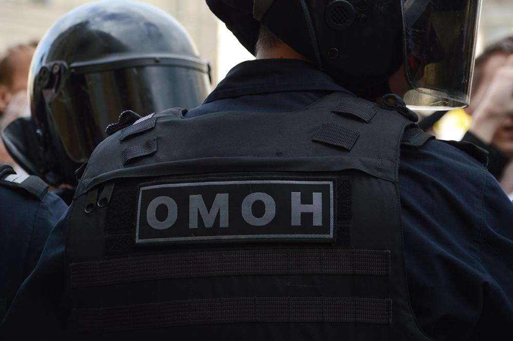 Очередную протестную акцию в Хабаровске жестко разогнал ОМОН