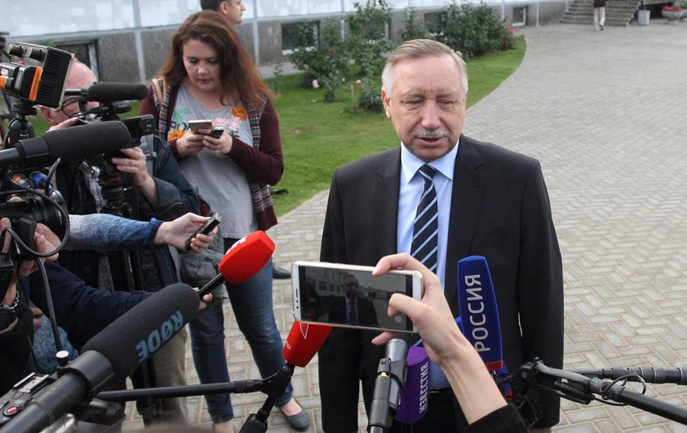 фото ЗакС политика Беглов о нападении на Френкеля: Многие устали, у каждого свой характер, свой настрой