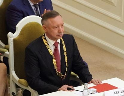 фото ЗакС политика Беглов намерен сократить число госслужащих в Петербурге
