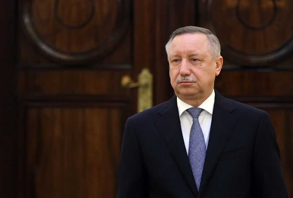Беглов пригрозил санкциями площадкам, не соблюдающим антиковидные ограничения