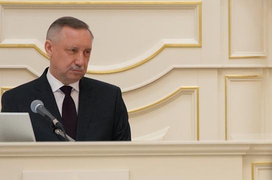 фото ЗакС политика Вишневский подготовил проект решения о недоверии Беглову