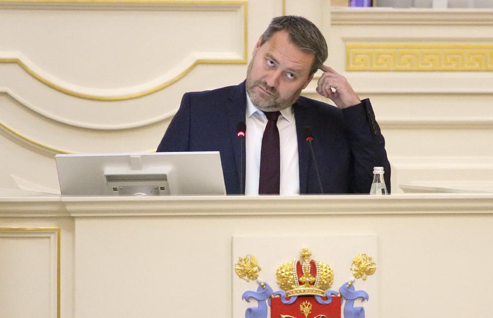 фото ЗакС политика Бельский пока не готов поменять свою должность на пост спикера ЗакСа