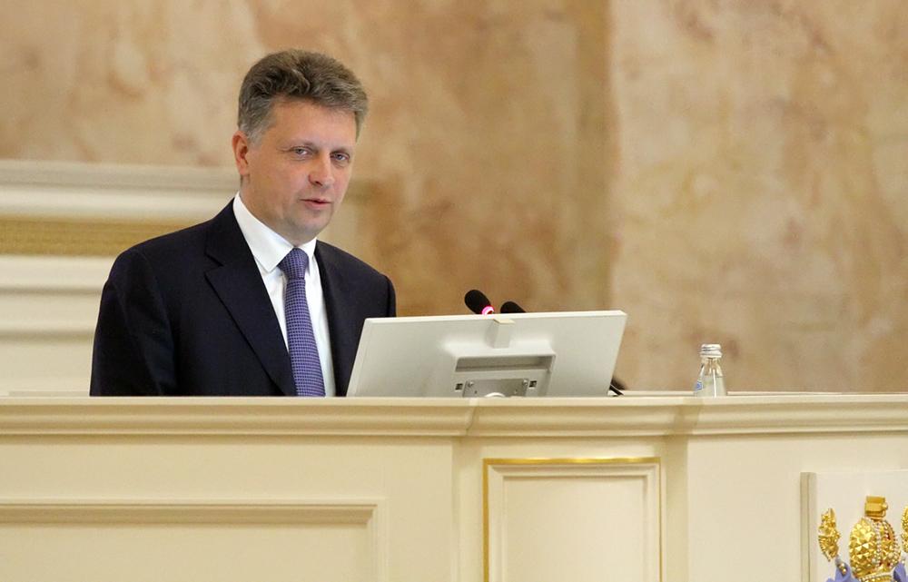 фото ЗакС политика Резник поинтересовался у Смольного, сдавал ли вице-губернатор Соколов тест на коронавирус