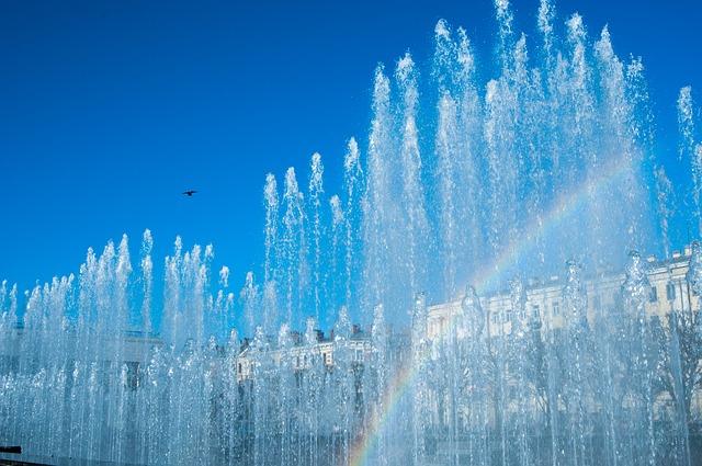 Смольный выделил более 10 млн рублей на ремонт фонтанов Петербурга