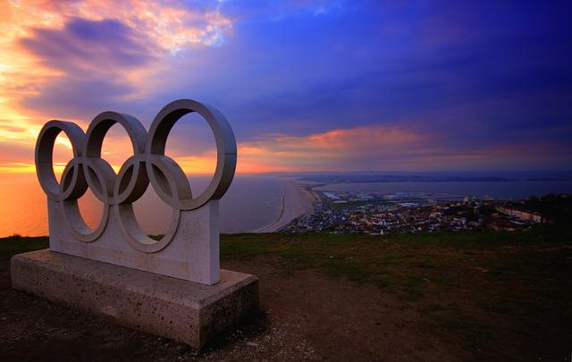 фото ЗакС политика Российские спортсмены выступят на Олимпиаде в Токио под флагом ОКР