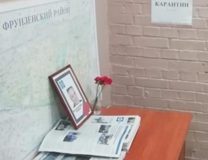 """фото ЗакС политика Депутат МО """"Волковское"""" пожаловался, что его посчитали покойным при жизни"""