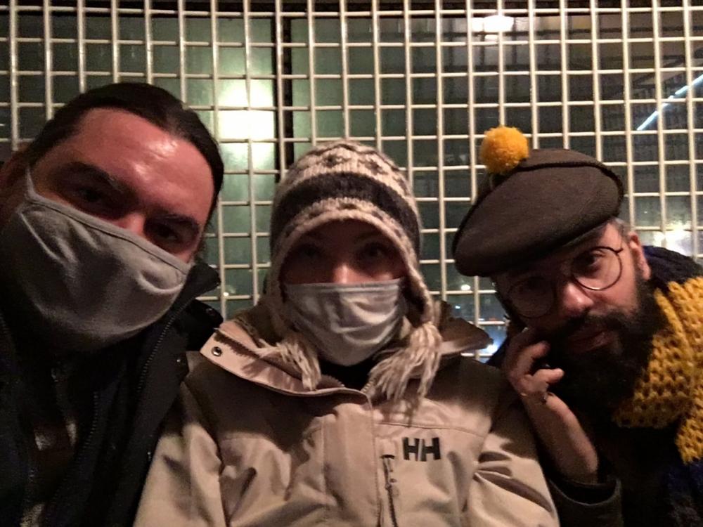 фото ЗакС политика Полиция задержала еще троих участников акции в защиту зеленых зон в Петербурге